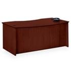 """72""""x36"""" Double Pedestal Executive Desk, 15166"""
