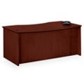 "72""x36"" Double Pedestal Executive Desk, 15166"
