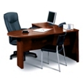 Peninsula L-Shape Desk, 15309