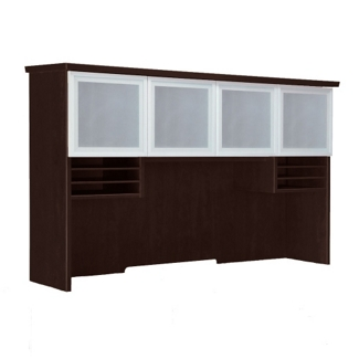 "72""W Overhead Storage Hutch, 15456"