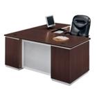 L-Desk with Right Return, 15457