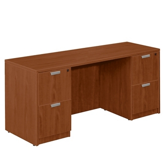 """Credenza with File Storage - 66"""" x 24"""", 13073"""