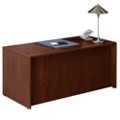 "Contemporary Executive Desk - 66""W, 13070"