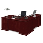 Reversible Veneer L-Shaped Desk, CD05313
