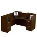 Reception L-Desk with Left Return, 15891