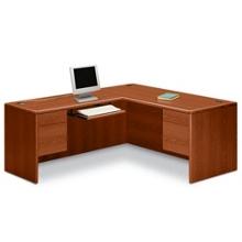 L-Desk with Left Return, 15918