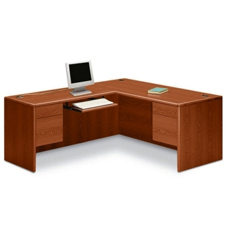 Corner And Compact L Shaped Desks At National Business Furniture
