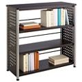 "Three Shelf Open Bookcase - 36""H, 32999"