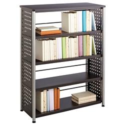 "Four Shelf Open Bookcase - 47""H, 32998"
