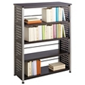 "Four Shelf Open Bookcase - 47""H, 32998"