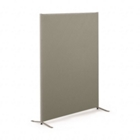 5'H x 4'W P-Series Heavy-Duty Partition, 21081