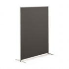 5'H x 5'W P-Series Heavy-Duty Partition, 21082