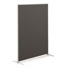 6'H x 5'W P-Series Heavy-Duty Partition, 21086