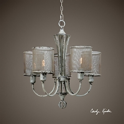 Five Light Vintage Chandelier, 82588