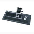 "28""W Articulating Keyboard with Mouse Arm, 91017"