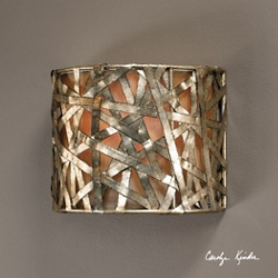 Metal Wall Sconce, 82605