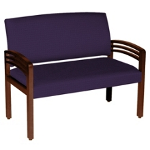 Trados Two-Seat Settee, 25033