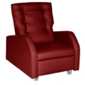 Hannah Mobile Bariatric Recliner, 25051