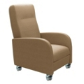 Haley Mobile Patient Recliner, 25057