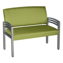 "Trados Metal Frame 40""W Bariatric Chair, 25070"