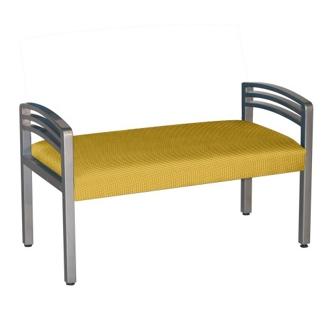 """Trados Metal Frame 48""""W Bench, 25072"""