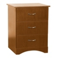 Laminate Three Drawer Cabinet, 25092