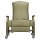 Legacy Miller Three-Position Bariatric Recliner, 25106