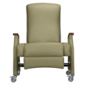 Three-Position Bariatric Recliner, 25106
