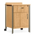 Sonoma Bedside Cabinet with Drawer and Left Hinged Door, 25168