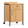 Sonoma Bedside Cabinet with Drawer and Right Hinged Door, 25169