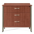 Sonoma Three Drawer Dresser, 25170
