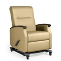 Florin Wall Saver Recliner with Casters, 25415