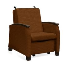 "Primacare 32""W Lounge/Sleeper Chair, 25479"