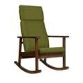 Wellness High-Back Rocking Chair, 25485