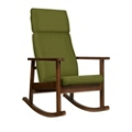 Wellness High-Back Rocking Chair, 25485