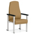 Interlock High-Back Guest Chair in Vinyl, 25489