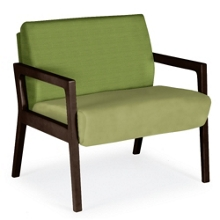 La Z Boy Odeon Bariatric Guest Chair, 25585