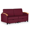 Harmony Double Sleeper Loveseat, 25594