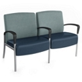 Aloe Two Seater with Center Arm, 25623