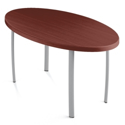 Aloe Oval Coffee Table, 25634