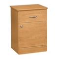Edison Bedside Cabinet with Door, 25644