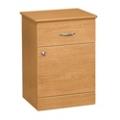 Edison Bedside Cabinet with Door, 25644