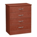Edison Four Drawer Dresser, 25647