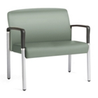 550 lb. Capacity Bariatric Vinyl Guest Chair, 25751