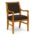 Flexsteel Low-Back Dining Chair, 25761