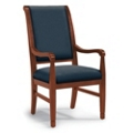 Flexsteel's High-Back Dining Chair, 25763