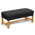 Flexsteel Vinyl Bench, 25779