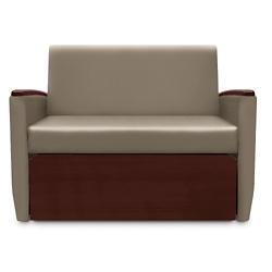 Right-Opening Sleeper with Laminate Leg Panel , 26070