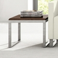 "Behavioral Health Thermofoil Coffee Table - 16""H, 26133"