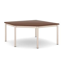 """Veneer Corner Table - 34.5"""" x 34.5"""", 26334"""